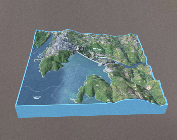 Interactive 3d model of oroville dam before spillway geographic mkwzufjg sciox Images