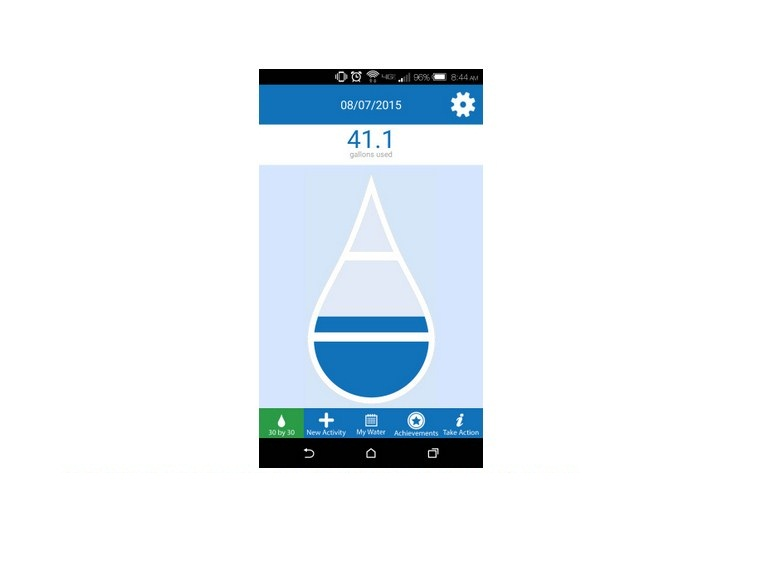 30 by 30 Mobile Water Tracking App - The Water Network | by AquaSPE